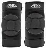 "REKD ""Impact Knee Gaskets"" Pads Skateboard Snowboard BMX S M or L Protection"